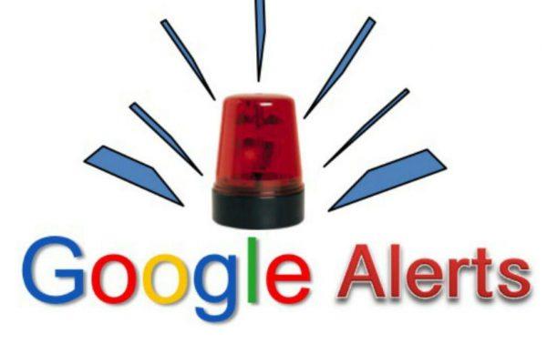 گوگل آلرتز